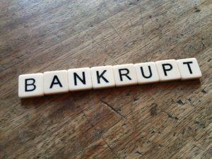upadłość firmy